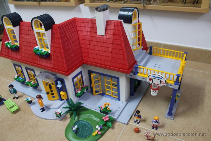 Playmobil 3965 casa moderna ciudad city comprar for Casa moderna playmobil 6784