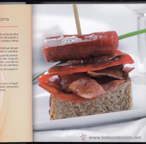 recetas de pinchos gastronomicos