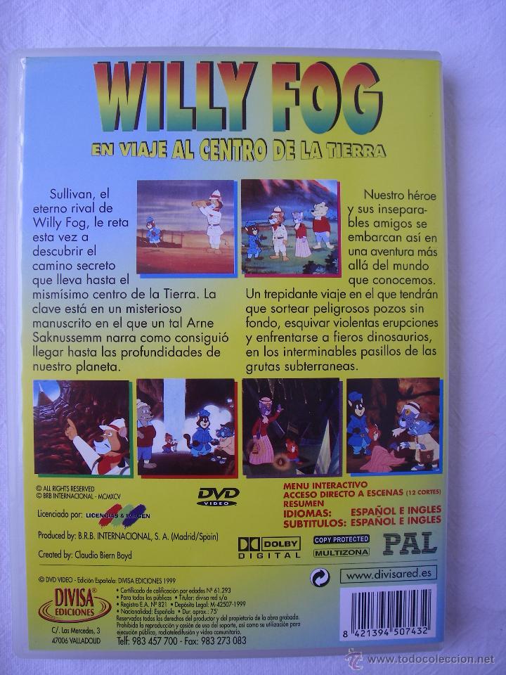 Willy Fog Viaje Al Centro De La Tierra Movie free download HD 720p