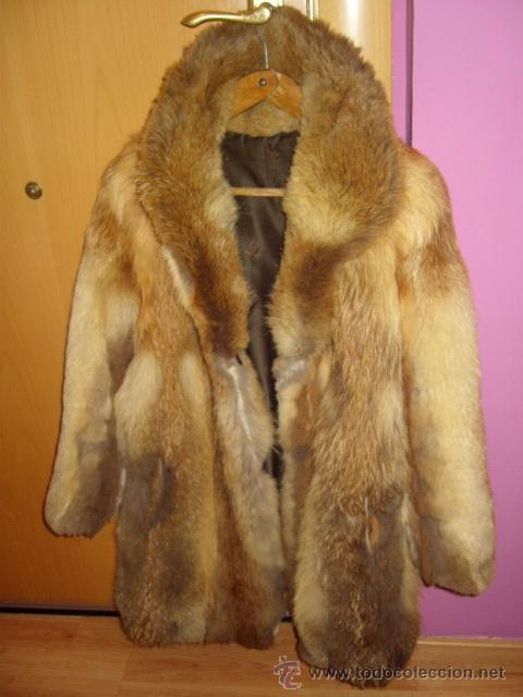 Precio de abrigo de piel de zorro