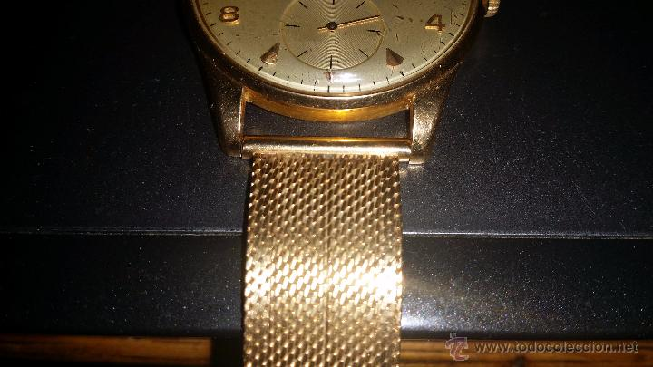 Reloj Omega De Oro A Cuerda