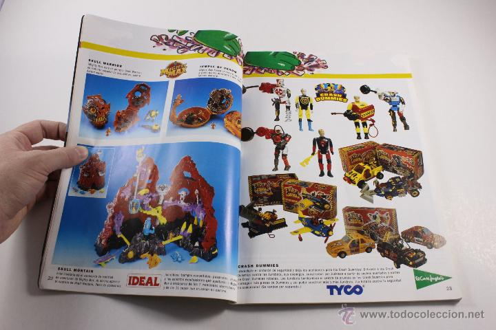 Catalogo de juguetes el corte ingles 1993 gij comprar - Catalogo de juguetes el corte ingles 2014 ...