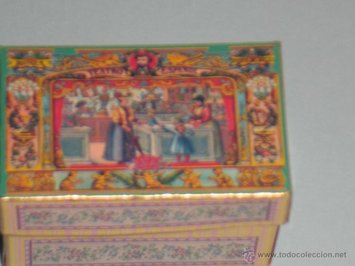 Casa de mu ecas diorama teatro decorado tienda comprar casas de mu ecas mobiliarios y - Casa de munecas teatro ...