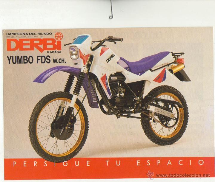 Catalogos derbi variant derbi ds 50 y folleto comprar for Catalogo derbi