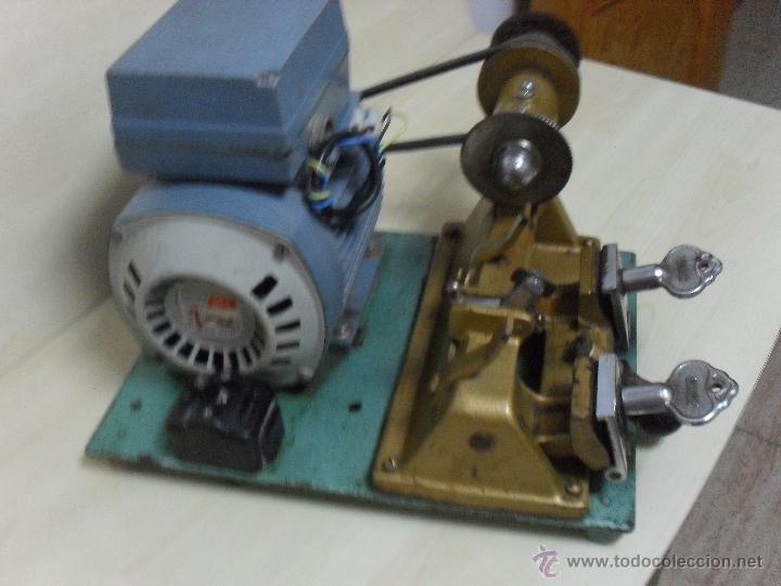 maquina para hacer copias de llaves lince elor comprar
