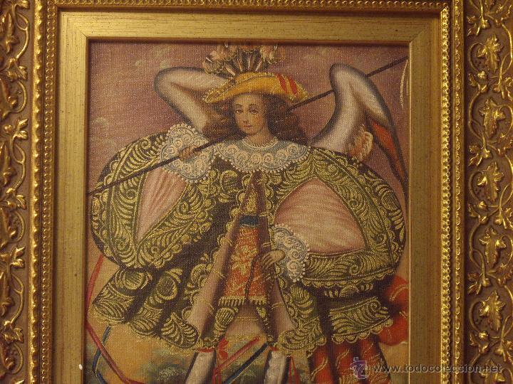 Pintura colonial cusque a ngeles cusque os comprar - Cuadros estilo colonial ...