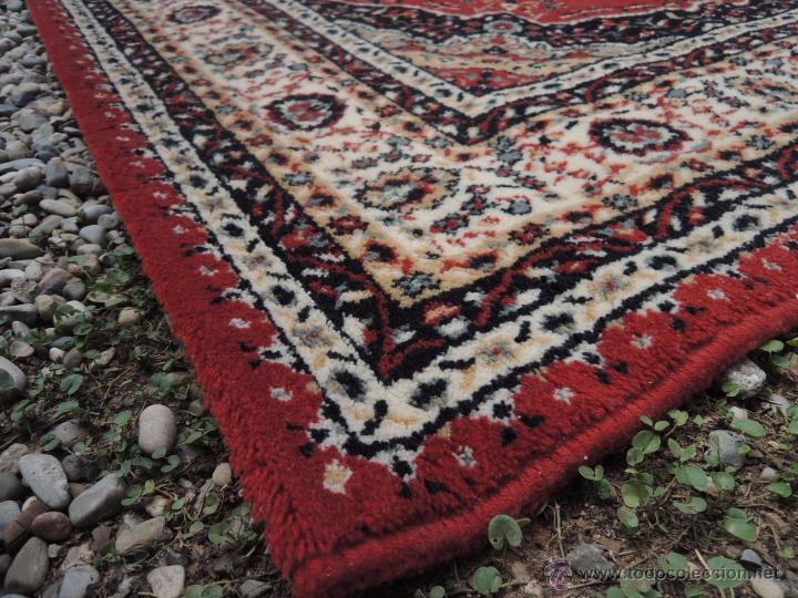 Alfombra antigua de lana marca boyer 2 m x 1 comprar for Alfombras ofertas online