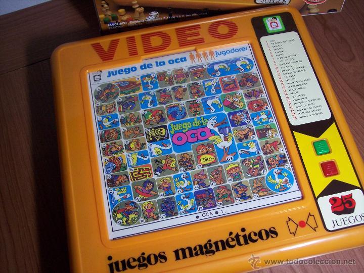 Video Juegos Magneticos 25 Juegos Con Su Ca Comprar Juegos De