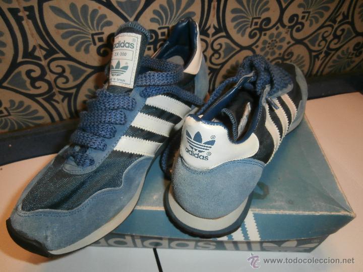 Zapatillas adidas a os 80 y 90 for Zapatillas paredes anos 90