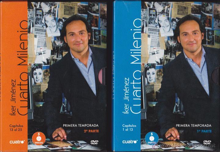 cuarto milenio ·· dvd·· primera temporara ·· en - Comprar Series de ...