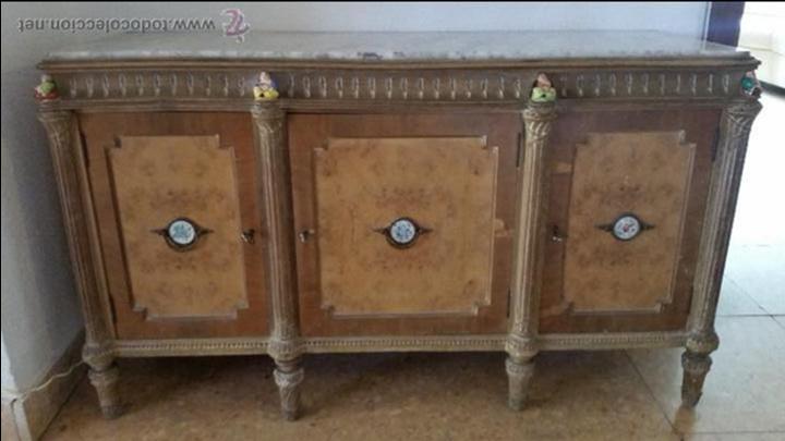 Espejo y aparador unicos de mariano garcia comprar aparadores antiguos en todocoleccion 53866885 - Muebles mariano ...
