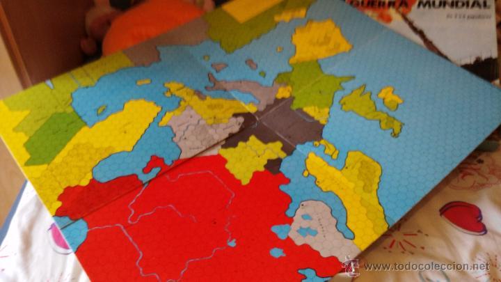 Juego De Mesa Nac La Segunda Guerra Mundial De Comprar Juegos De