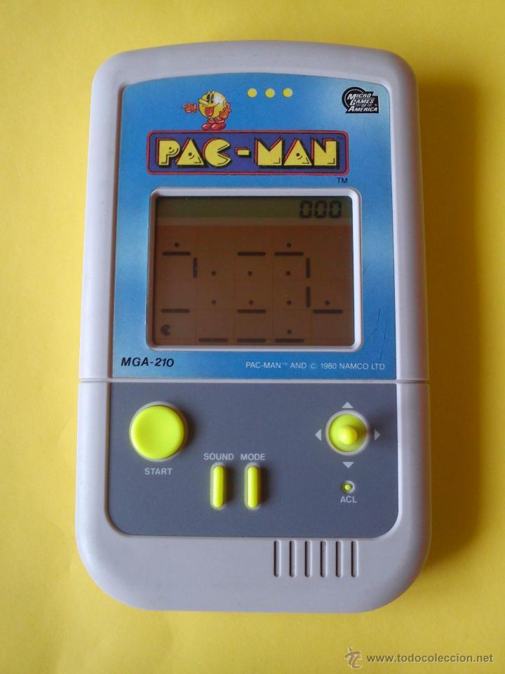 consolas videojuegos 1980