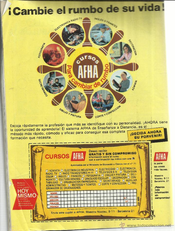 Coleccionismo de Revista Pronto: - Foto 2 - 53719451