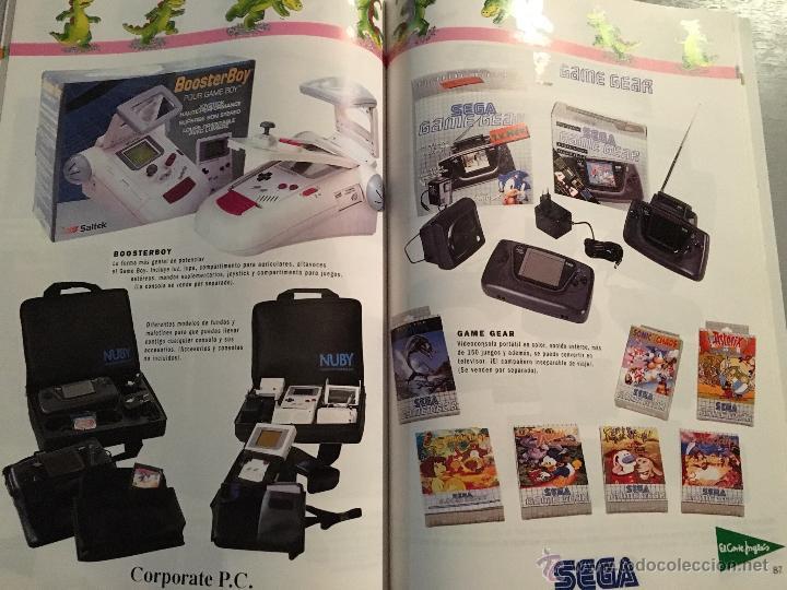 Catalogo de juguetes el corte ingles 1993 comprar cat logos publicitarios antiguos en - El corte ingles catalogo digital ...
