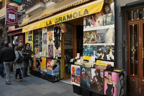 La Gramola.Discos de colección y ocasión desde 1984.