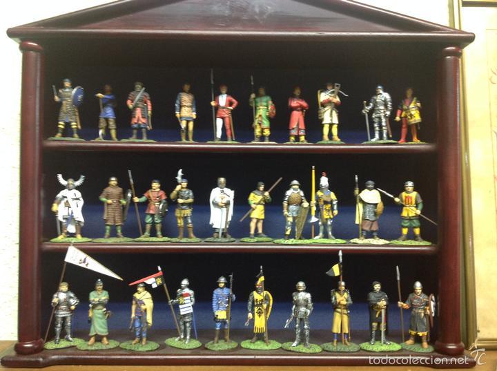 Colecci n completa de los 60 soldaditos de plom comprar for Coleccion figuras naruto altaya