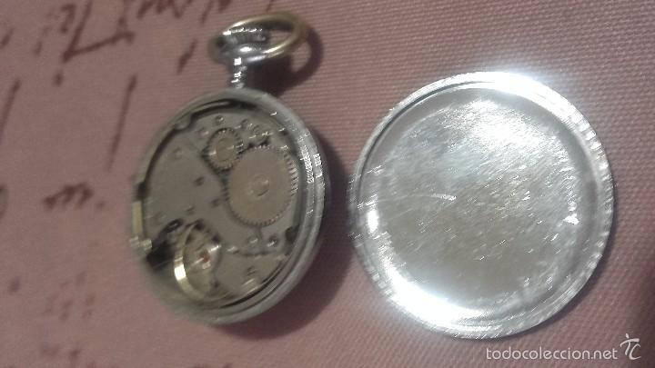 Reloj de bolsillo linthor 17 jewells incabloc comprar - Relojes justina precios ...