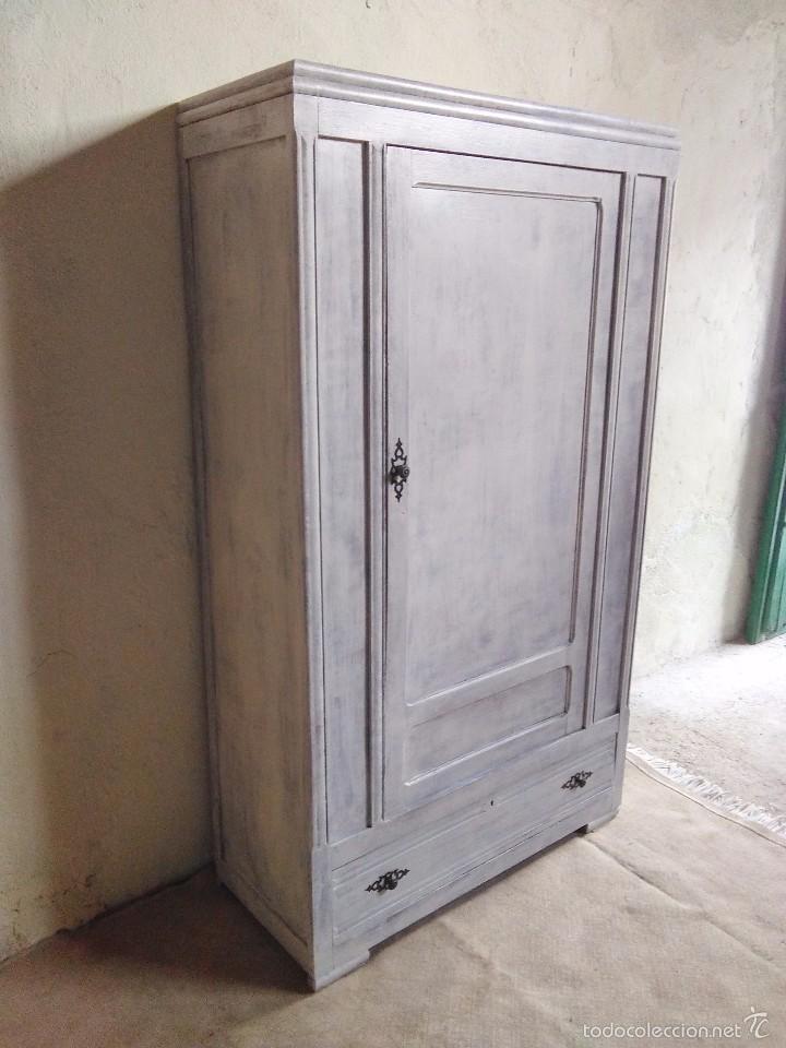 Armario Lavanderia Aereo ~ armario antiguo retro vintage, armario ropero e Comprar Armarios Antiguos en todocoleccion