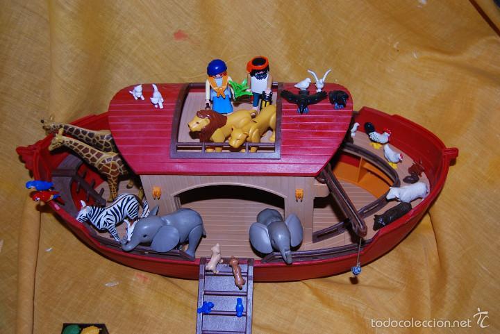 Playmobil Ref 3255 Arca De Noe Muy Completa Comprar