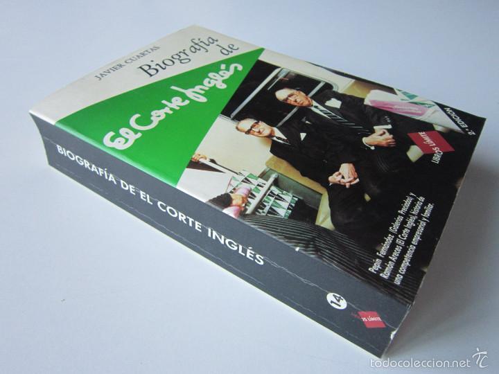 javier cuartas. biografía de el corte inglés - Comprar Libros de ...