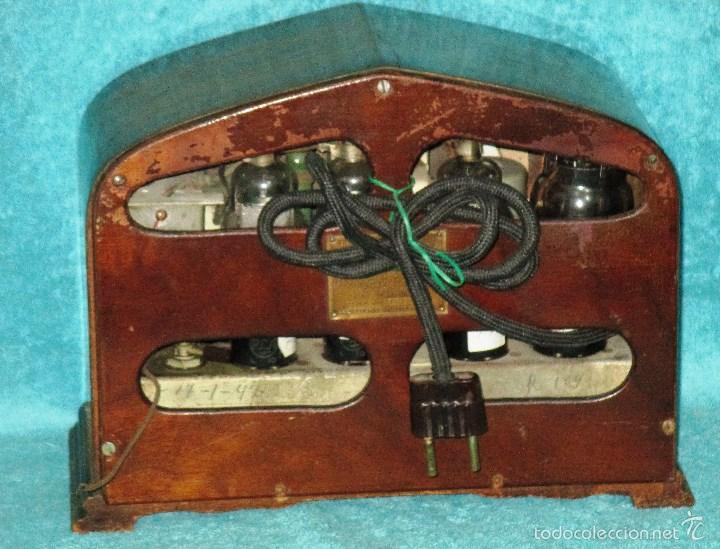 Radios de válvulas: - Foto 4 - 60357931