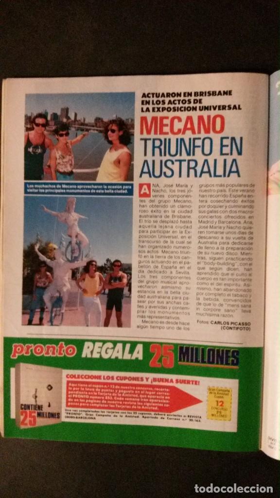 Coleccionismo de Revista Pronto: - Foto 2 - 62567152