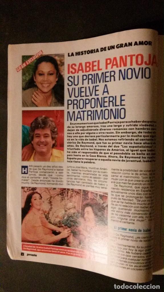 Coleccionismo de Revista Pronto: - Foto 4 - 62567152