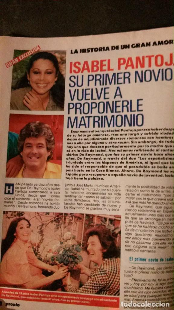 Coleccionismo de Revista Pronto: - Foto 5 - 62567152