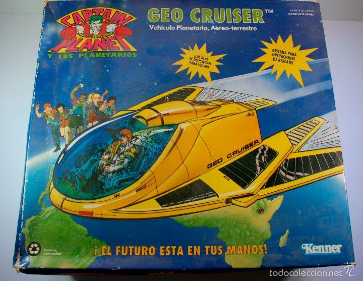 Geo cruiser