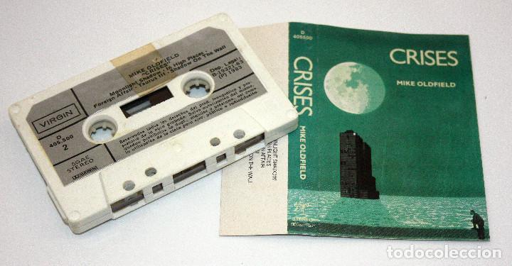 Resultado de imagen de cassette crises