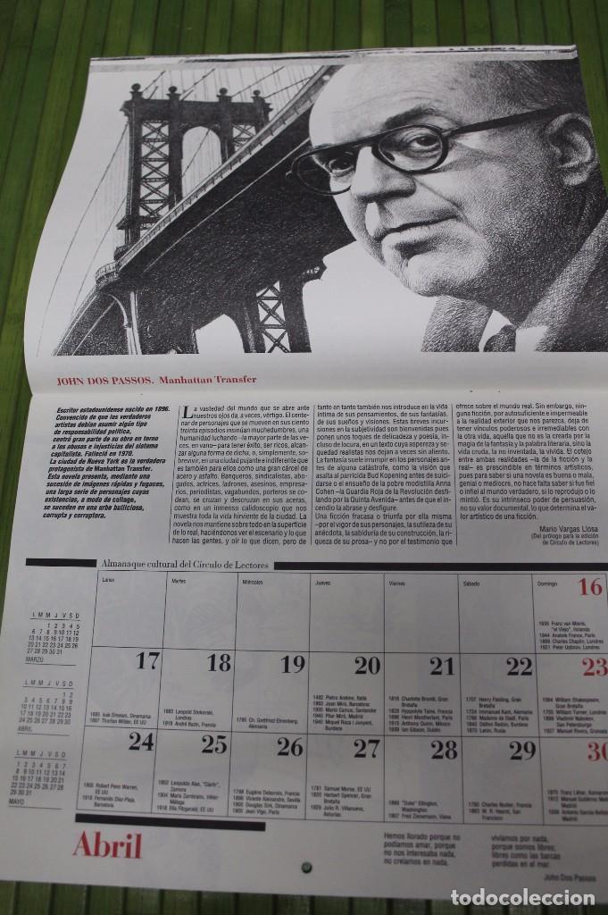 Coleccionismo Calendarios: - Foto 3 - 68610849