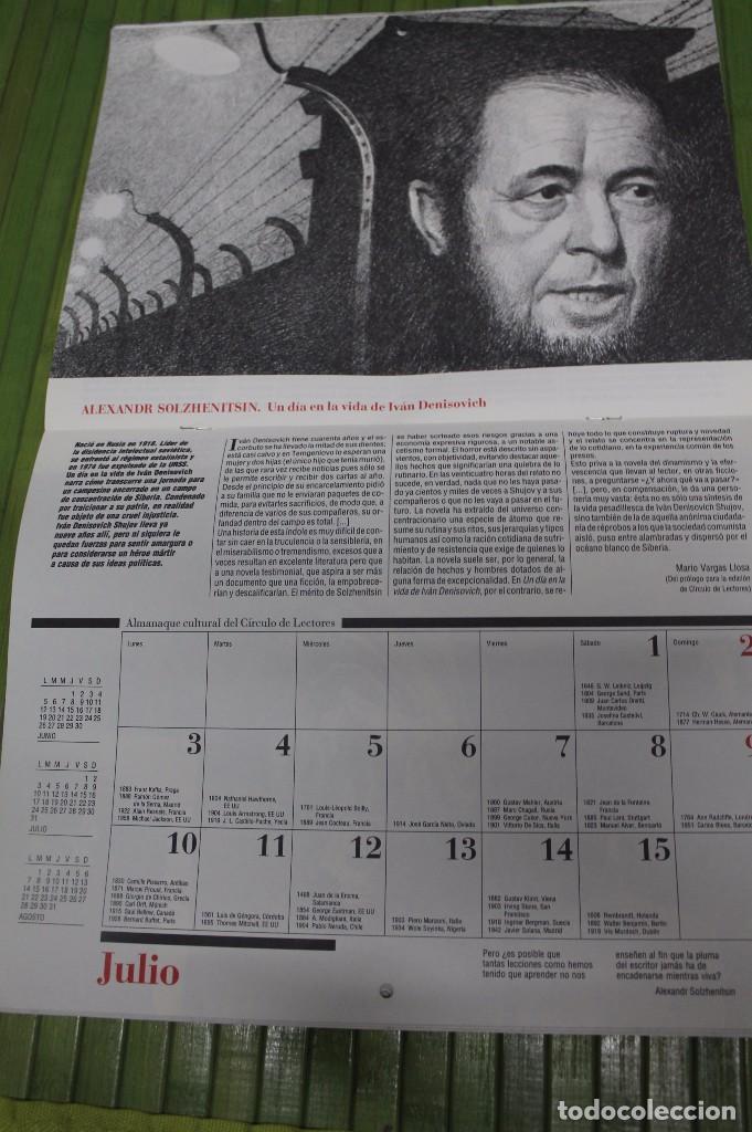 Coleccionismo Calendarios: - Foto 6 - 68610849
