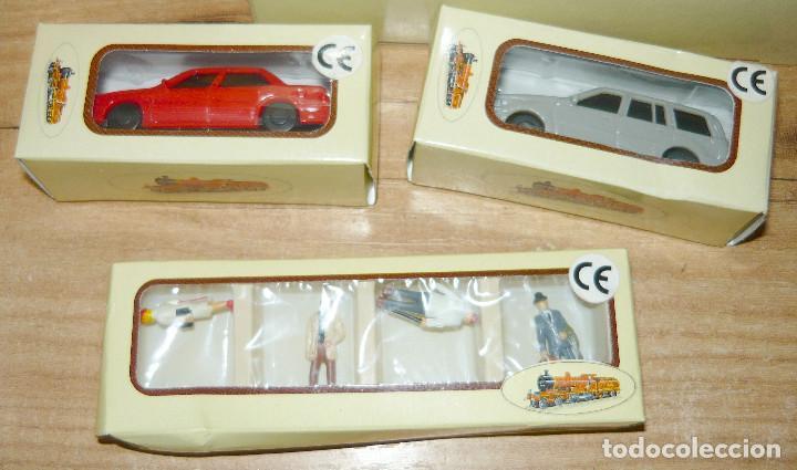 Accesorios dioramas decoracion maquetas trenes comprar for Accesorios decoracion online