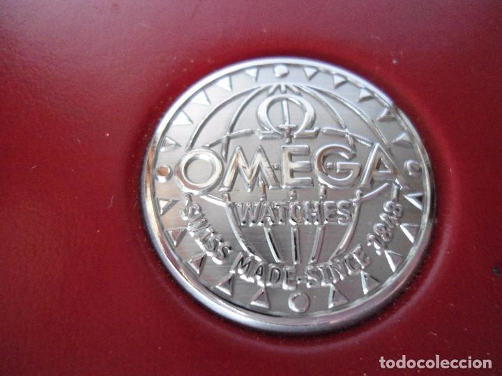 7c8b814fb282 caja para reloj omega