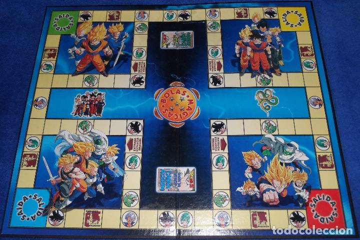Dragon Ball Z Falomir Completo Comprar Juegos De Mesa Antiguos