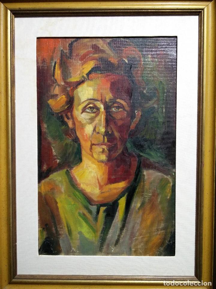 retrato --- firmado avvocato / awocato ?? en el - Comprar Pintura al ...