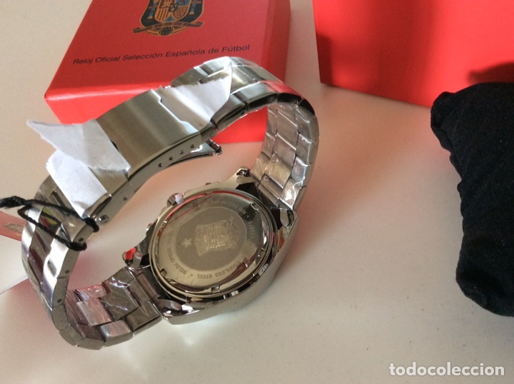 Reloj Moda Oficial La Selecci 243 N Espa 241 Ola De F 250 T Comprar