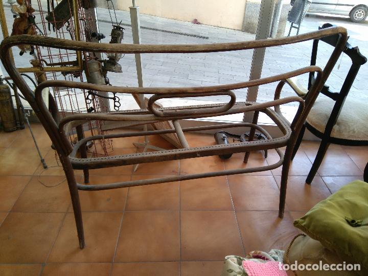 Banco thonet original por restaurar comprar sillones - Sillones antiguos para restaurar ...