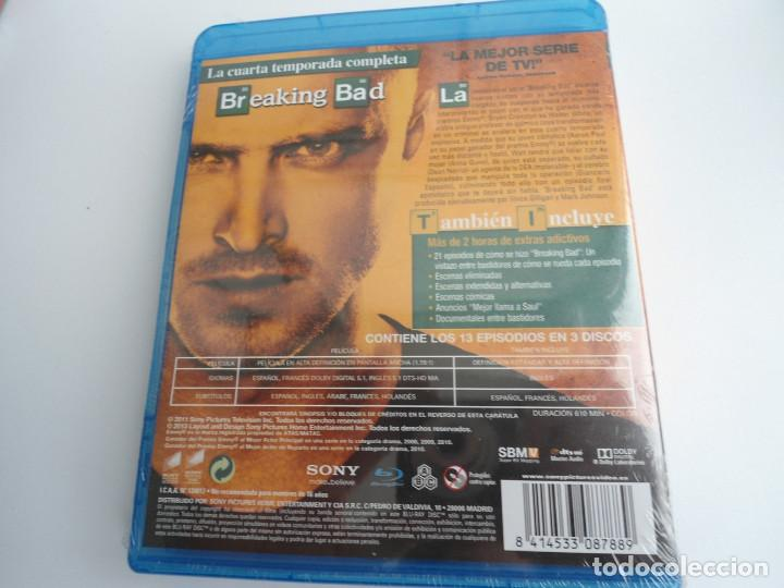 breaking bad - cuarta temporada completa - 4t - - Comprar Series de ...
