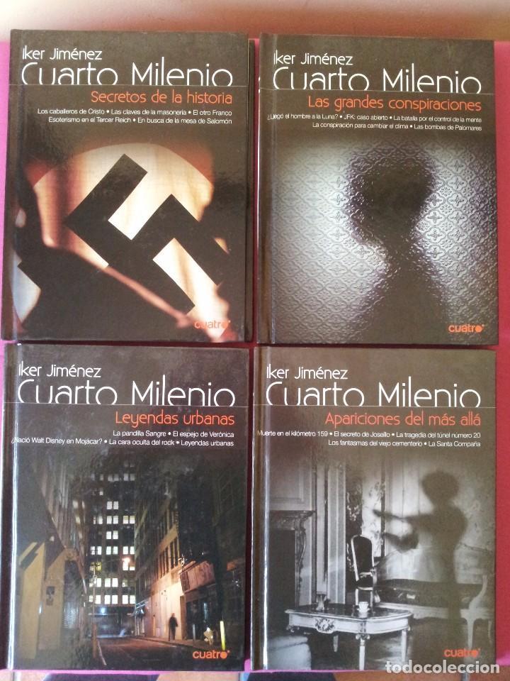coleccion iker jimenez cuarto milenio - 25 dvd - Comprar Películas ...