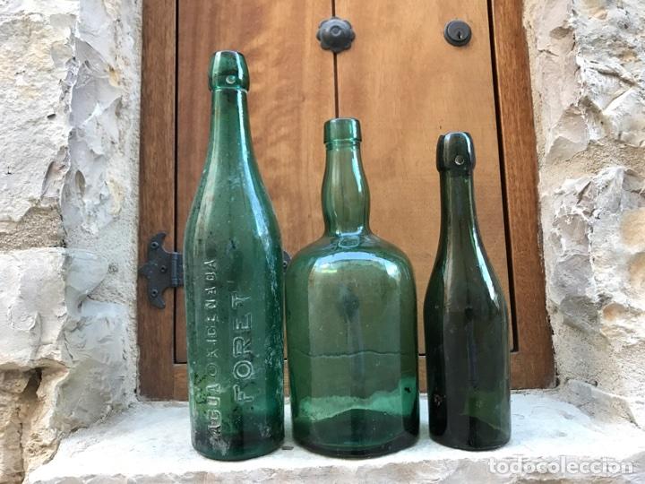 Botellas antiguas: - Foto 2 - 90827659