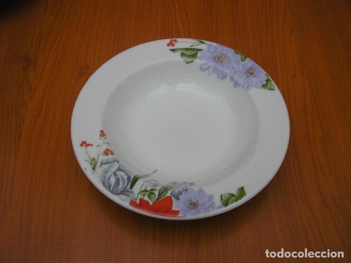 3 platos hondos made in italy tre ci. 22 cm. - Comprar Porcelana y ...