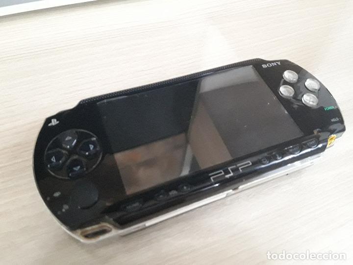 Maquina De Videojuegos Psp Videoconsola Sony 1004 Primer Modelo Ver Fotoso Y Descripcion