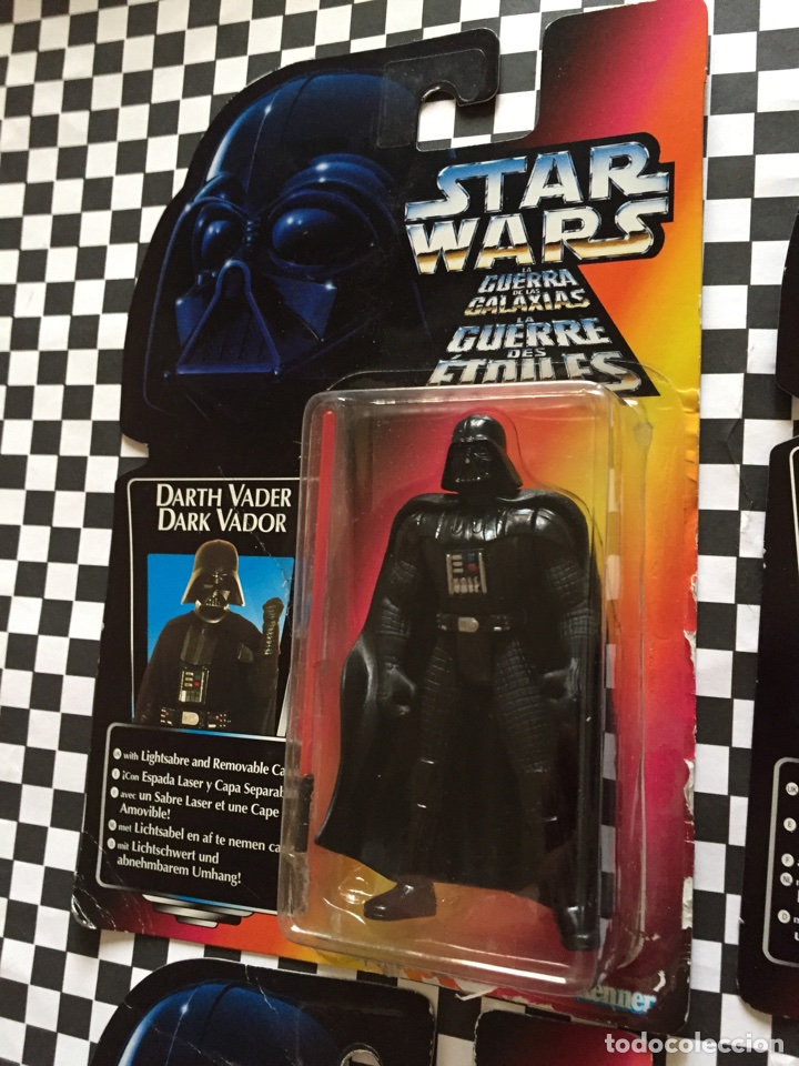 Figuras y Muñecos Star Wars: - Foto 2 - 95006975