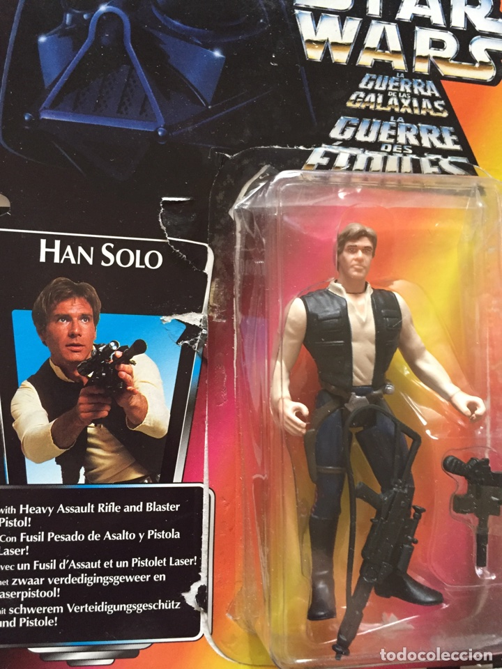 Figuras y Muñecos Star Wars: - Foto 4 - 95006975