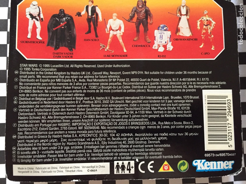 Figuras y Muñecos Star Wars: - Foto 11 - 95006975