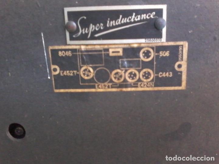 Radios de válvulas: - Foto 9 - 97211307