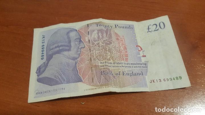 Billetes extranjeros: - Foto 2 - 97795703