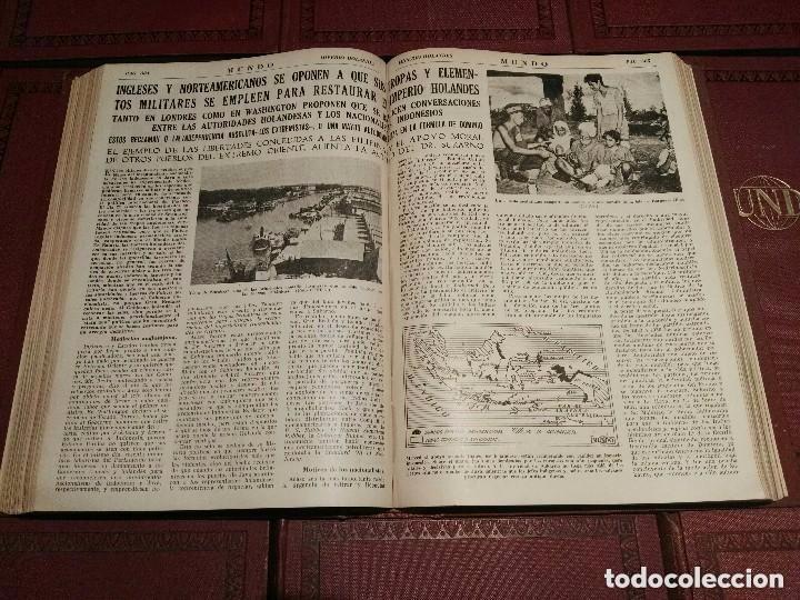 Coleccionismo de Revistas y Periódicos: - Foto 12 - 98809619